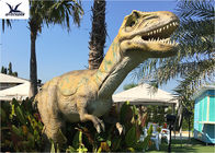 Jurassic Park Life Size Realistic Dinosaur Models / Animatronic Rubber Models Display