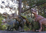 Attractive Robotic Life Size Models Of Animals With Dinosaur Alive Roaring Sound