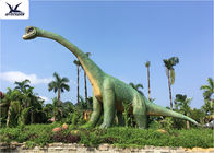 Realistic Fiberglass Giant Dinosaur Statue Figures For Playground Jurassic World
