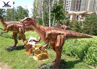 Real Estate Fairs Marketing Automatic Life Size Dinosaur Models Exhibition Show